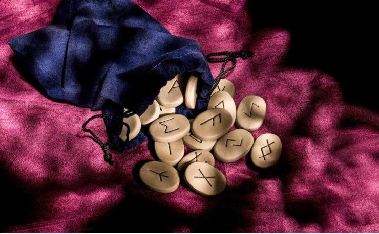 Magie und Kraft der Runen