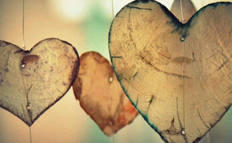 Liebe Nähe Herzlichkeit