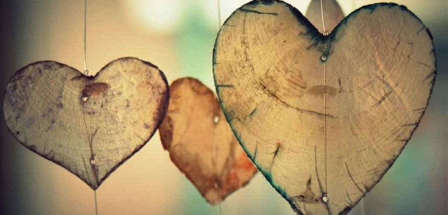 Liebe, Nähe und Herzenswärme