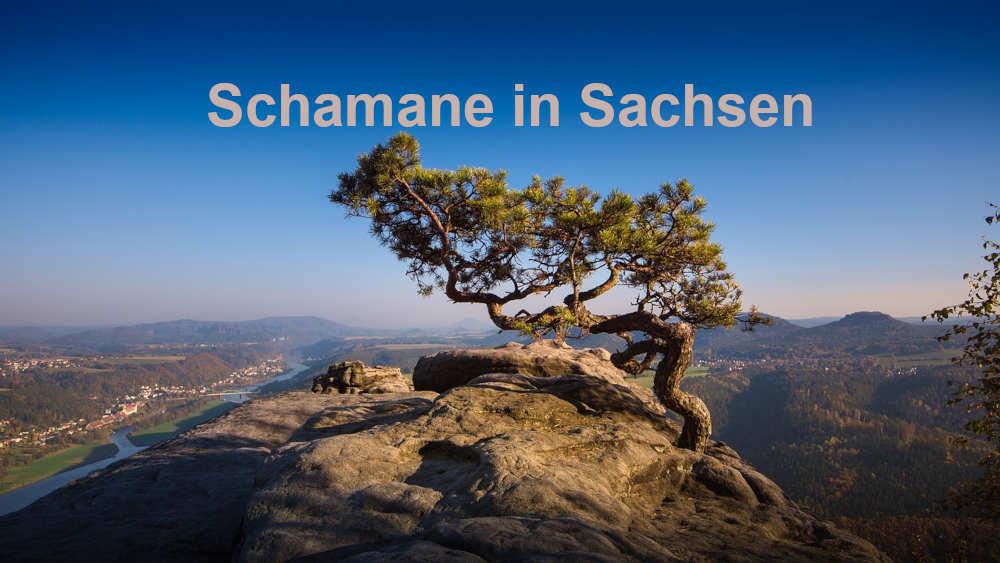 Schamane in Sachsen
