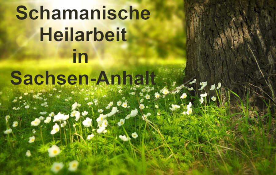 Schamanische Heilarbeit in Sachsen-Anhalt